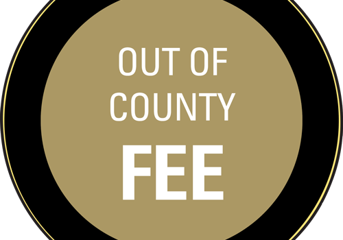 Out of County Player Fee