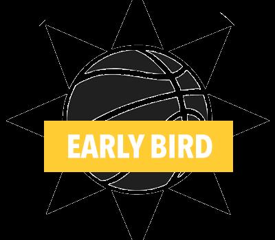 Early Bird Fall Basketball League-for 2018 Summer League Teams Only!