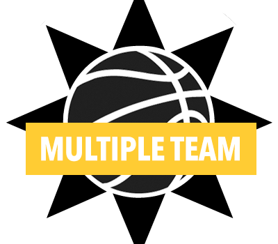 Multiple Team Winter Basketball League