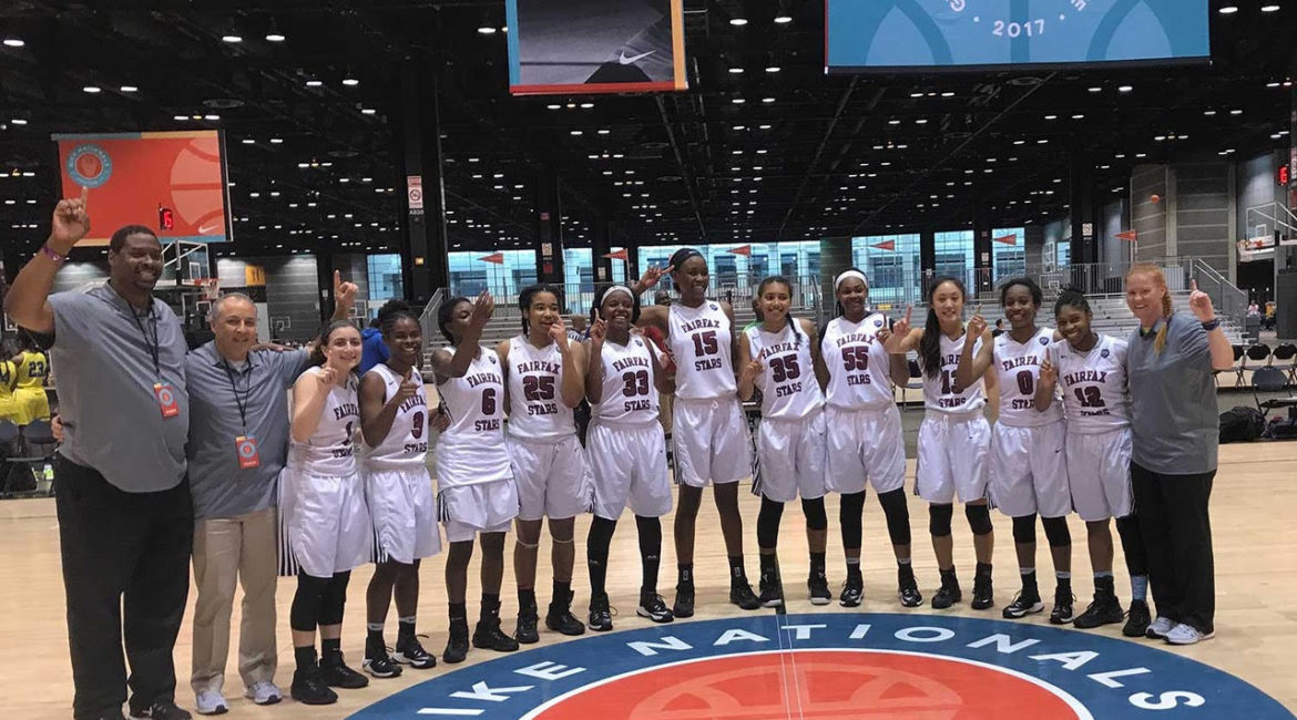 Fairfax Stars U15 Girls Win Nike Nationals!